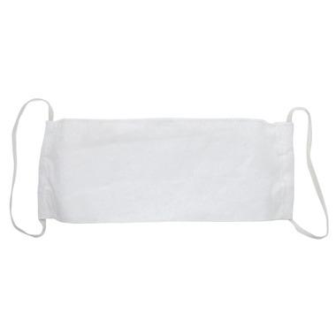 Snug As A Bug Cloth Face Mask White Dot