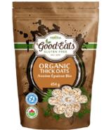 Pilling Foods Good Eats Flocons d'avoine épais biologiques