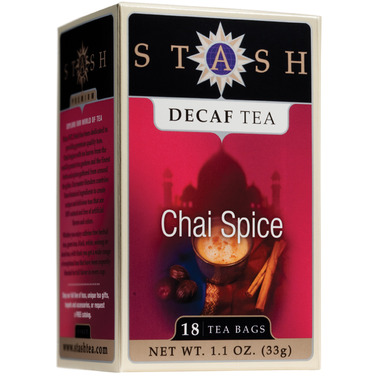 Stash Premium Decaf Chai Spice Tea