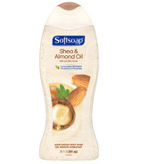 Softsoap Body Wash Shea & Almond Oil