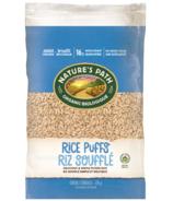 Nature's Path Céréales de riz soufflé bio