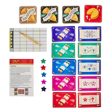 Ridley\'s Fortune Cookie Game