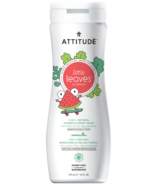 ATTITUDE Little Leaves 2-in-1 Shampoo & Body Wash Watermelon & Coconut