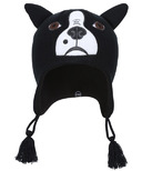 Kombi Animal Family Childrens Hat Barry The Boston Therrier