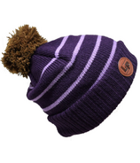 L&P Apparel Aspen Winter Hat Plum & Purple