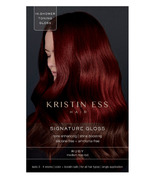 Kristin Ess Signature Hair Gloss Ruby Medium True Red