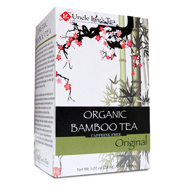 Uncle Lee\'s Organic Bamboo Original Tea