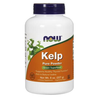 NOW Foods 100% Pure Kelp Powder