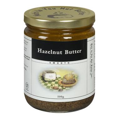 Nuts to You Hazelnut Butter