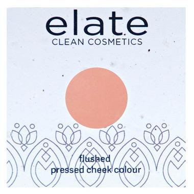 Elate Clean Cosmetics Flushed Pressed Blush