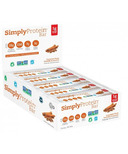 Simply Protein Bar Cinnamon Pecan Case