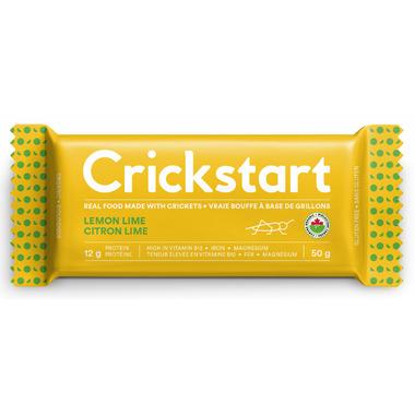 Crickstart Lemon Lime Bar