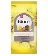 Biore Pore Clarifying Cleansing Cloths with Witch Hazel