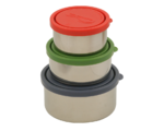 Natural Baby & Toddler Snack Containers