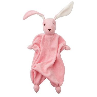 Peppa/Hoppa Tino Organic Bonding Doll in Pink