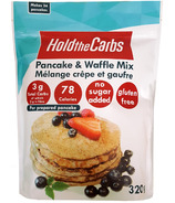 Hold The Carbs Large Regular Almond Flour Pancake and Waffle Mix