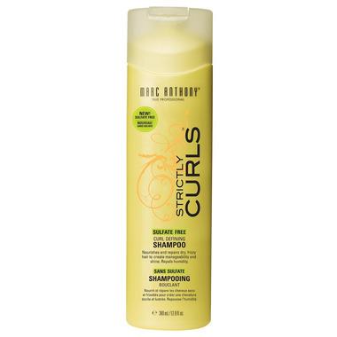 Marc Anthony Strictly Curls Curl Defining Shampoo