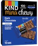 KIND Minis Bars Chewy Dark Chocolate