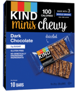KIND Minis Bars Chewy Dark Chocolate