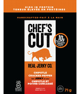 Chef's Cut Beef Jerky Chipotle Cracked Pepper