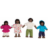 Plan Toys Doll Family African American