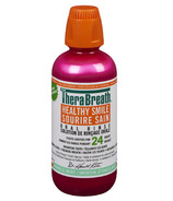 TheraBreath Healthy Smile Oral Rinse Sparkle Mint