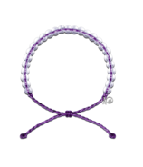 4Ocean January 2019 Hawaiian Monk Seal Bracelet Purple
