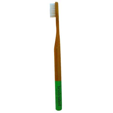 Brush Naked Bamboo Toothbrush Medium