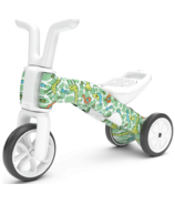 Chillafish Fad Edition 2-in-1 Gradual Balance Bike & Tricycle Giraffiti