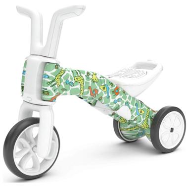 Chillafish Fad Edition 2-in-1 Gradual Balance Bike & Tricycle Giraffiti