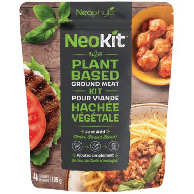 Neophyto Neokit Plant-Based Ground Meat Kit