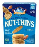 Blue Diamond Nut Thins Crackers Almond