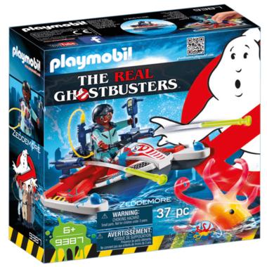 Playmobil Ghostbusters Jetski