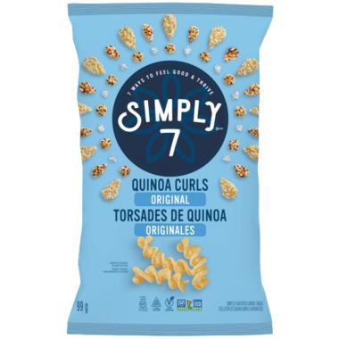 Simply 7 Quinoa Curls Original