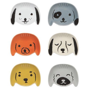 Now Designs Pinch Bowls Puppy Love by Well