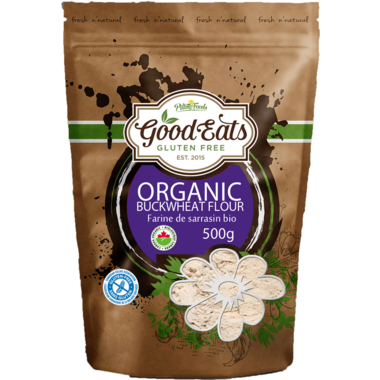 Pilling Foods Good Eats Gluten Free Organic Buckwheat Flour