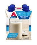 Atkins Advantage Shakes Vanilla Flavour 4-Pack