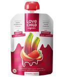 Love Child Organics Baby Food Pouch With Fruit, Yogurt & Grains
