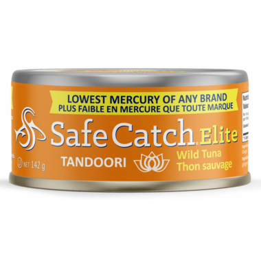Safe Catch Elite Wild Tuna Tandoori