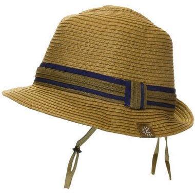Calikids Straw Hat Tan