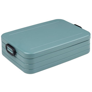 Mepal Bento Lunchbox Take A Break Large Nordic Green
