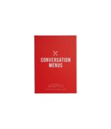 The School Of Life Card Set Conversation Menus