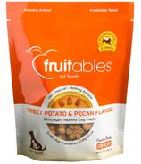Fruitables Crunch Dog Treats Sweet Potato & Pecan Flavour