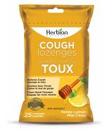 Herbion Honey Lemon Cough Lozenges