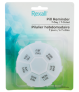Rexall 7-Day Pill Reminder
