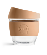 JOCO Glass Reusable Cup Butterrum