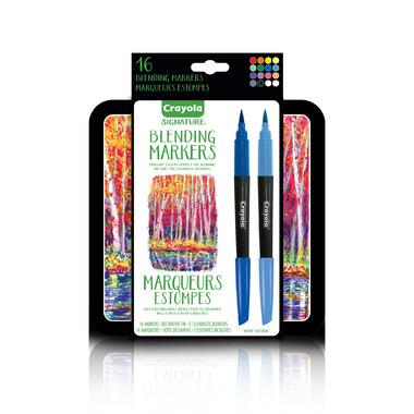 Crayola Signature Blending Markers