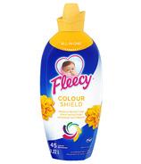 Fleecy Liquid Fabric Softener Colour Shield