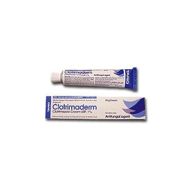 Clotrimaderm Cream 1%