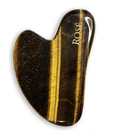 Rose Toronto Gua Sha The Feng Shui Stone (Tiger Eye)